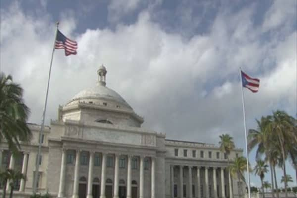 'Maria part 2:' Puerto Rico to take another hit from tax bill