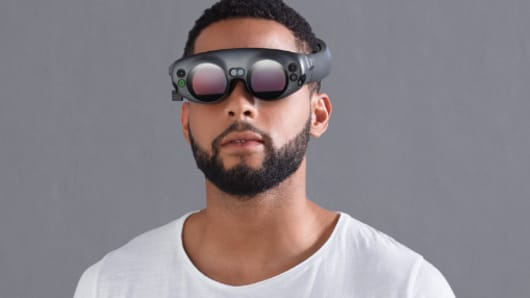 Magic Leap One Augmented Reality Goggles Finally Revealed
