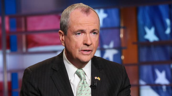 Watch CNBC's full interview with NJ Governor Phil Murphy