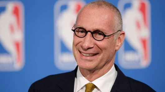 Former ESPN President John Skipper.
