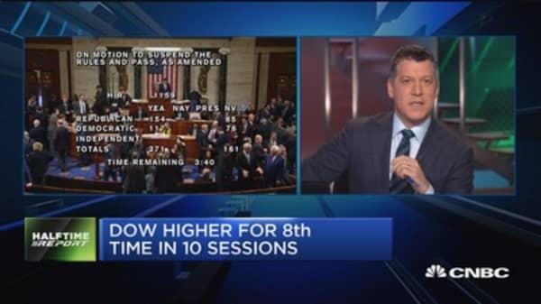 House passes tax bill