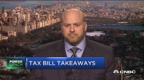 BluePrint Wealth Alliance CEO: What the tax bill means for your money