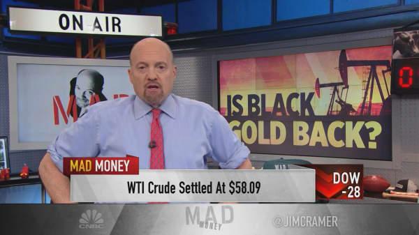 Cramer: Why investors should look at Hess shares