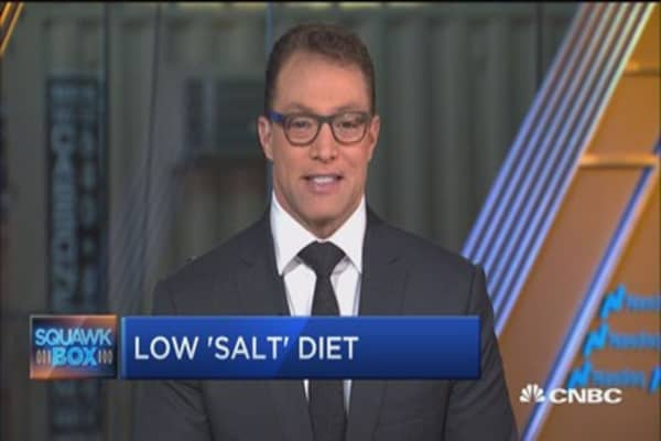 High-tax states on 'SALT' diet after tax reform
