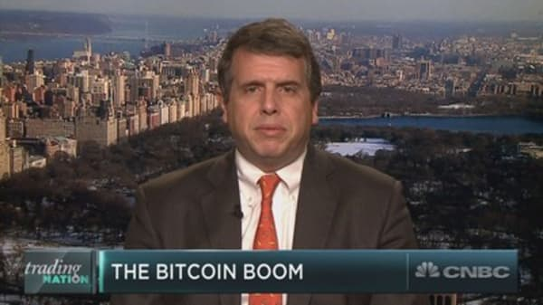 Nick Colas, one of the first on Wall Street to cover bitcoin, on crypto's meteoric rise