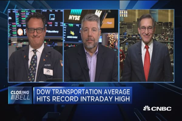 Closing Bell Exchange: Dow 25k for Christmas?