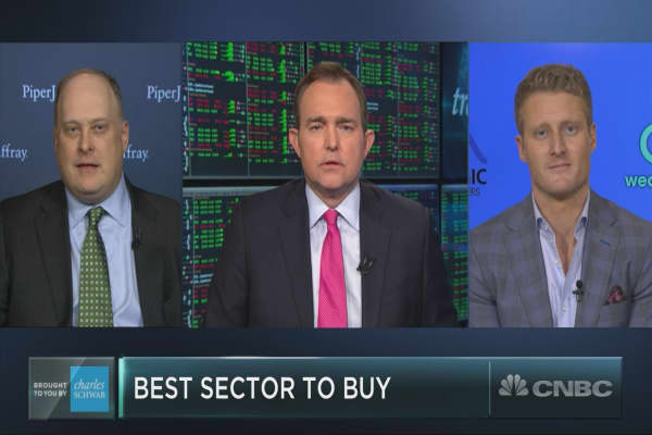 Three sectors' gains are neck-in-neck this year — which one is the best buy?