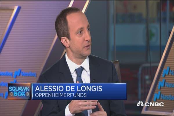 2018 outlook on the US dollar: OppenheimerFunds' Alessio de Longis
