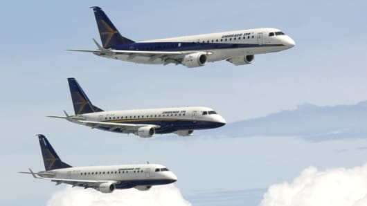 Boeing Tries to Sooth Concerns in Brazil Over Approach of Embraer