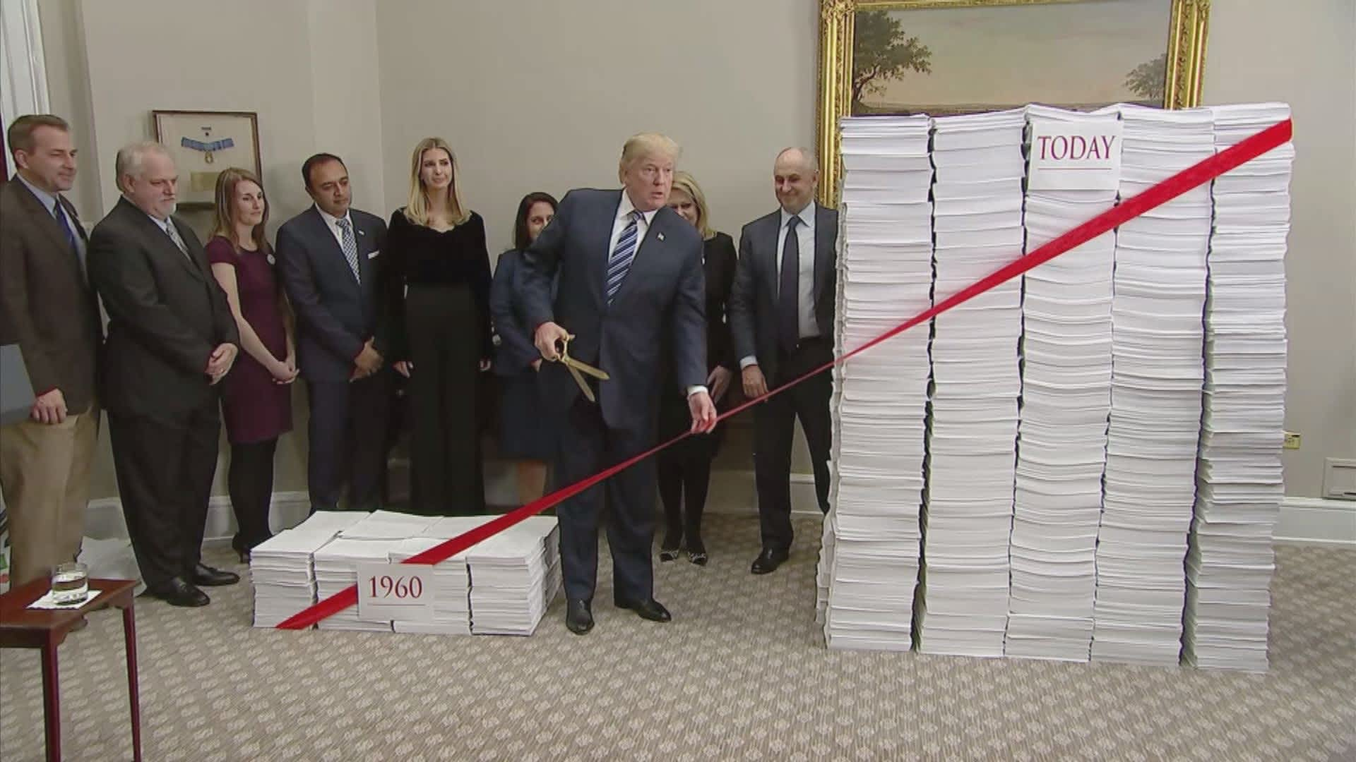 Trump promotes corporate bonuses after GOP tax plan passes