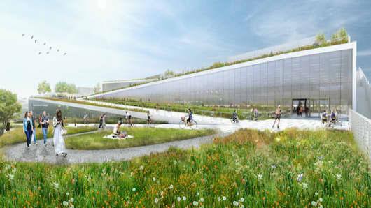 Google Sunnyvale Campus plans revealed