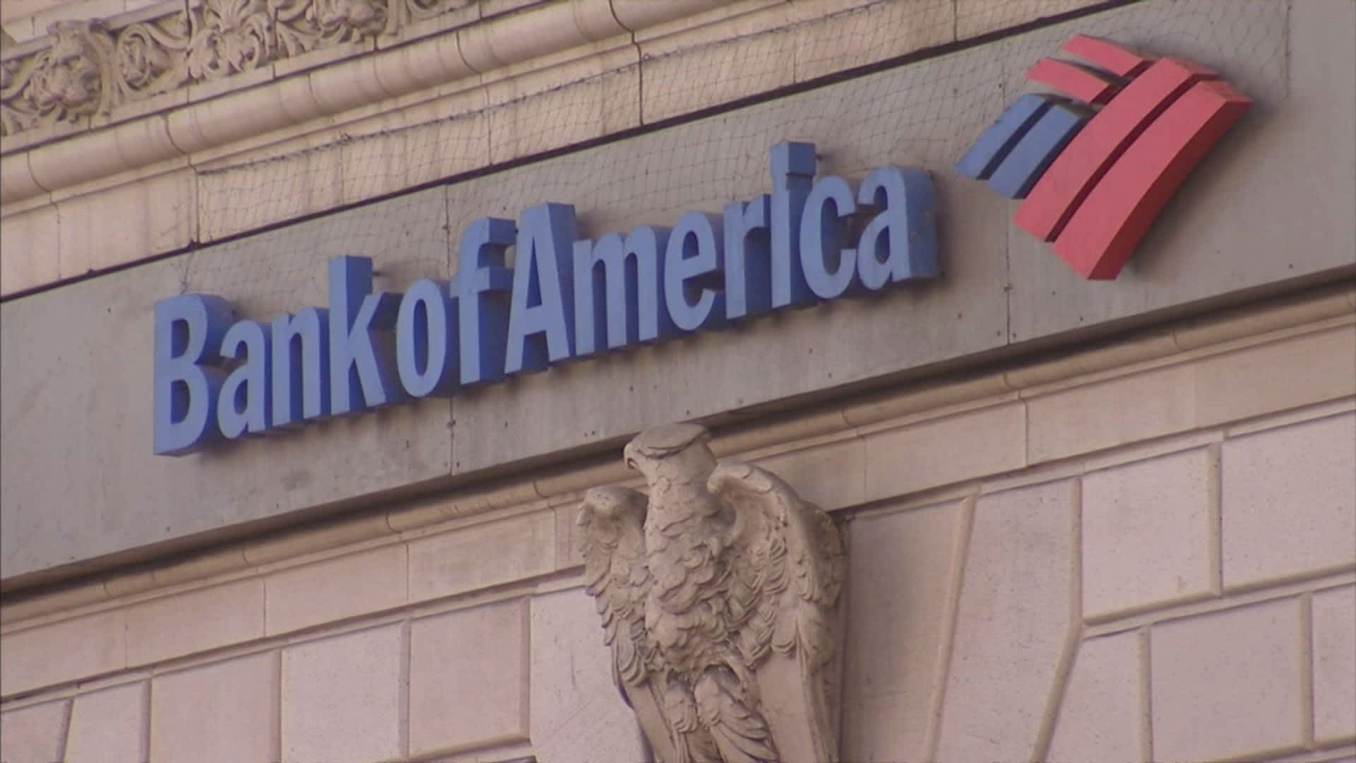 Bank Of America Is Giving Some Employees A  Bonus Citing Tax Bill