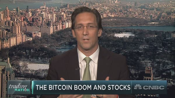 Wells Fargo head of equity strategy on bitcoin's market impact in 2018