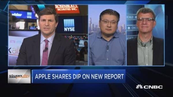 Apple slashing Iphone X sales forecast