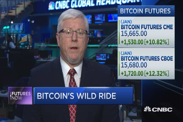 Bitcoin could burn you, warns veteran commodity analyst