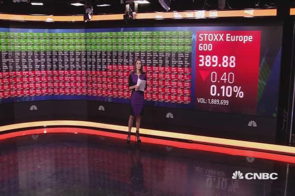 European stocks open mixed amid thin holiday trade