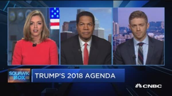 DC's 2018 political agenda in a mid-term election year