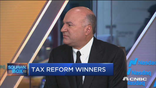 The death tax is so un-American, it turns my stomach: 'Shark Tank's' Kevin O'Leary