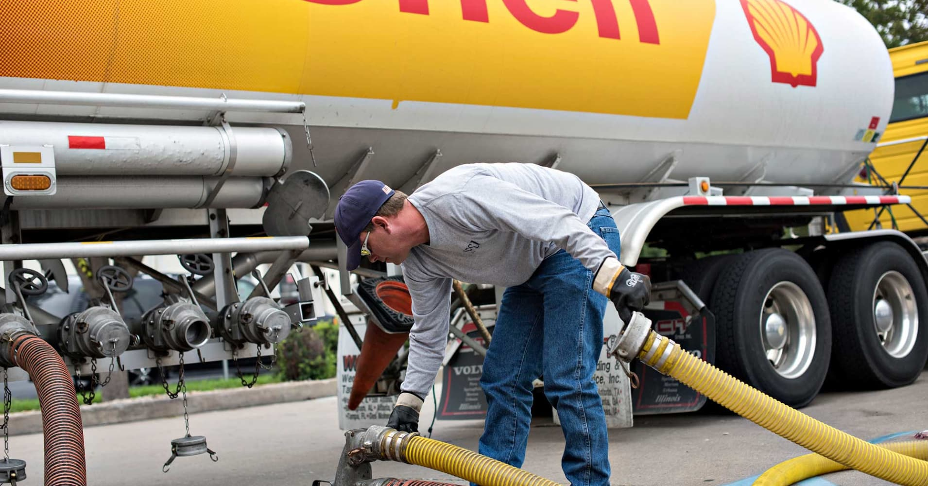 Shell quarterly profit jumps 140% after 'a year of transformation'