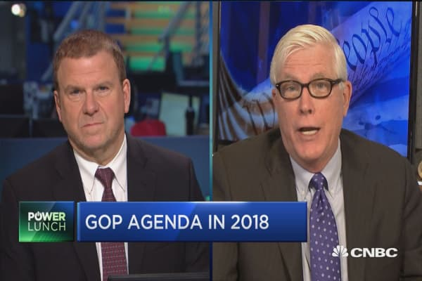 The tax bill will sell itself: NBC News political analyst