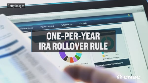 The IRA rollover mistake you don't want to make