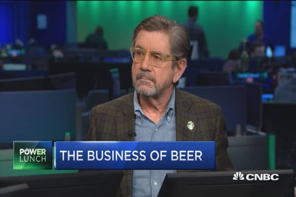 Brooklyn Brewery co-founder: This tax provision will save us half-a-million dollars a year