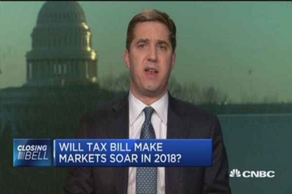 Greatest underestimation of the tax bill is on economic growth: Strategas' Dan Clifton