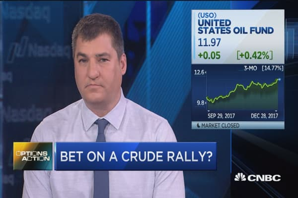 Here's why one trader is betting the crude rally has more room to run