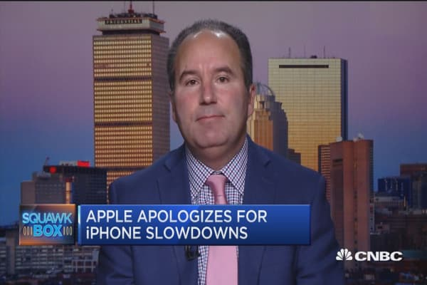 Apple's slowdown apology was a pr nightmare: GBH Insights strategy officer