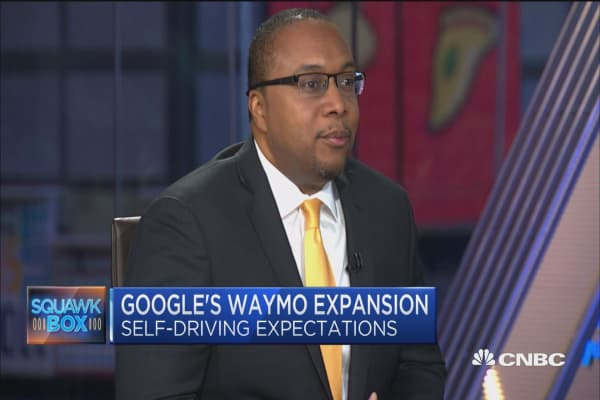 Waymo could accelerate Alphabet's stock: Aegis Capital analyst