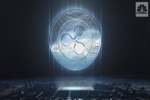 Ripple's XRP just soared more than 30%