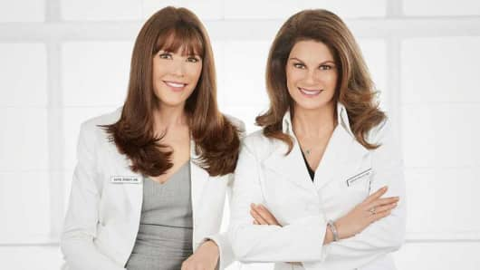 Katie Rodan and Kathy Fields