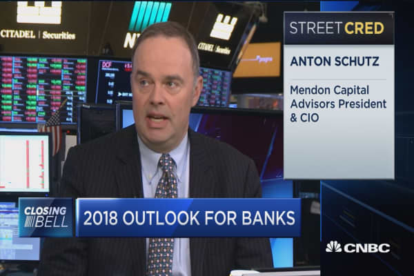 Tax plan is a positive for all the big banks: Mendon Capital Advisors CIO