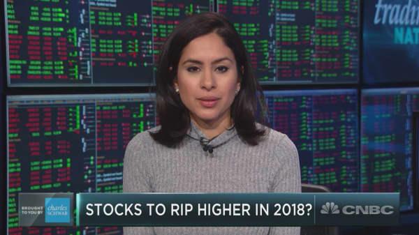 Strategist Art Hogan's top three sectors for 2018