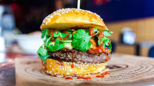 BGR Burger