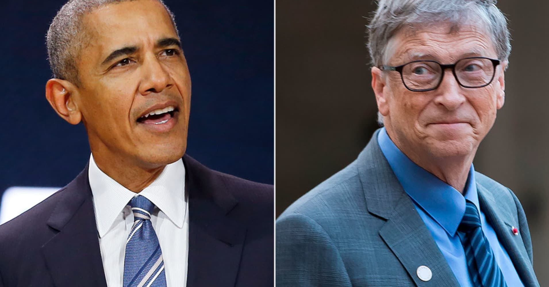 Business books recommended by Bill Gates, Barack Obama and other successful people