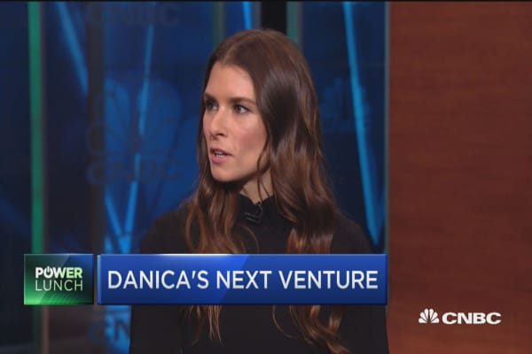 Danica Patrick on life after Nascar