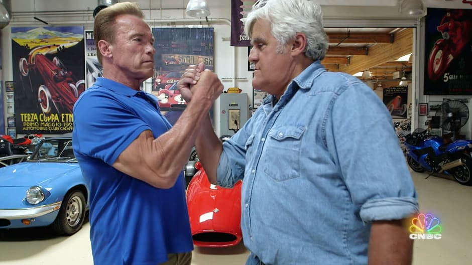 Jay Leno's Garage returns with more blood-pumping automotive thrills