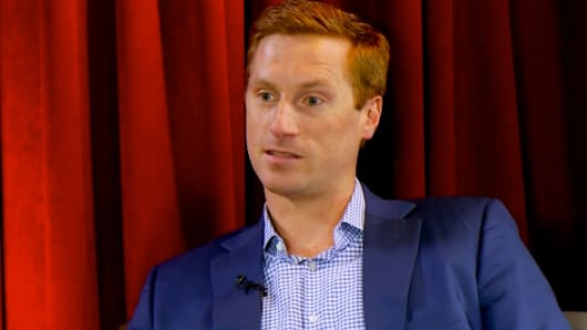 John O'Rourke CEO of Riot Blockchain