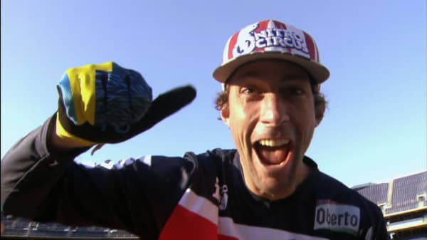 Here's why Travis Pastrana is the definition of fearless