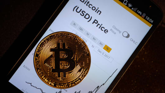 As bitcoins skyrocket to more than $12 000 for one BTC, many central banks as ECB or US Federal Reserve warn of risks of a bubble.