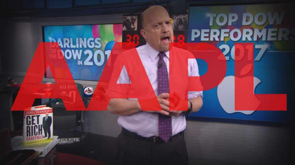 Cramer Remix: My prediction for Apple in 2018