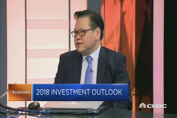 How will Asia markets perform in 2018?