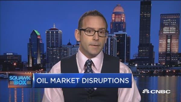 Geopolitical tensions biggest bullish risk to oil prices: ClipperData's Matt Smith