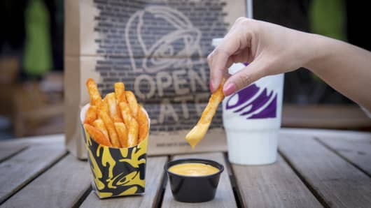 Taco Bell Introduces Nacho Fries to Menu