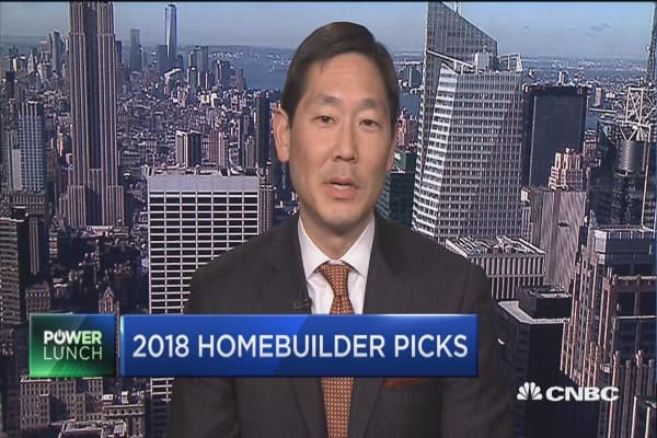 Evercore's Stephen Kim: Top homebuilder winners from tax reform