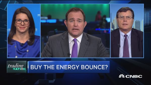Trading Nation: Buy the energy bounce?