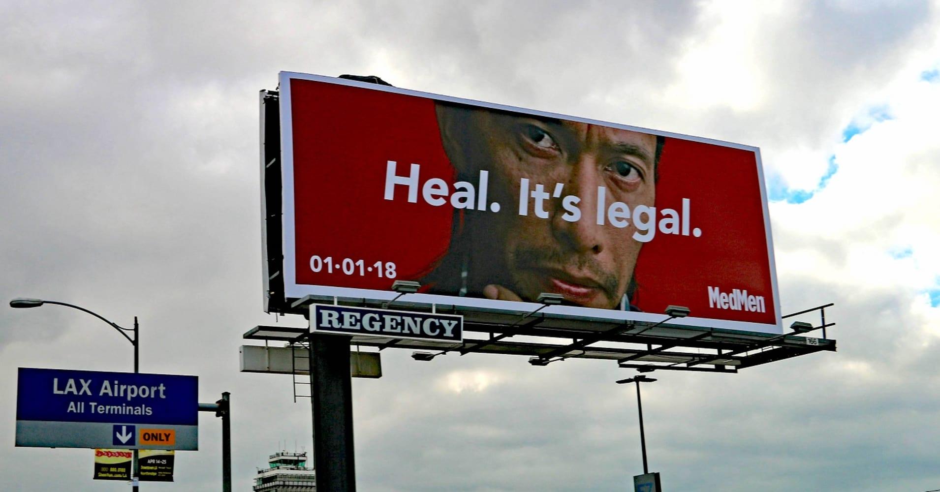 medmen u0026 39 s  u0026 39 largest marijuana marketing campaign u2019 hits los