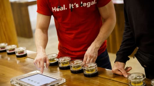 Top execs at American weed retailer MedMen quit amid ex-CFO's claims of financial duress