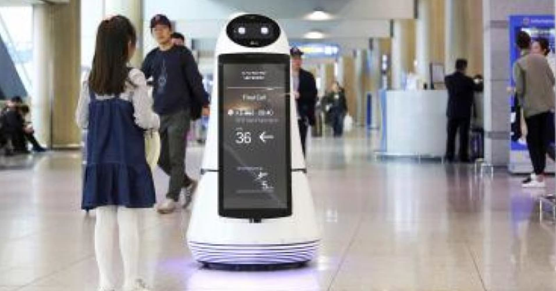 South koreas lg electronics to introduce new robots at ces 2018 biocorpaavc